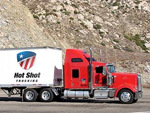 Hot-Shot-Carrier