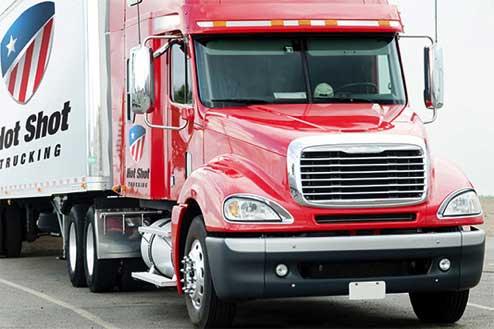 Hot Shot Trucking Become an Agent