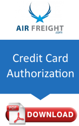credit-card-authorization-air-freight
