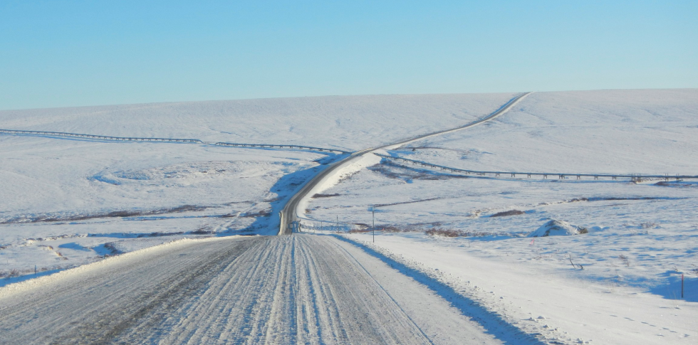 Dalton Highway Reopens for Oil Field Trucking to Alaska's North Slope