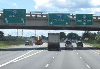 Detroit Highway Repair Project Plans to Minimize Trucking Impact