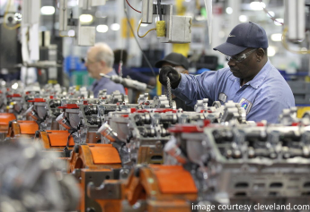 Top Ten States for Growth in Manufacturing Jobs this Decade