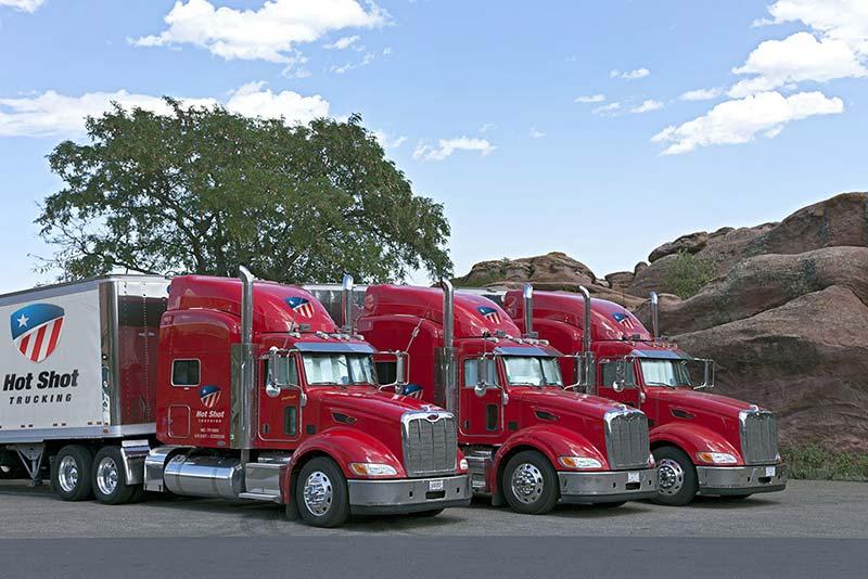 Hot Shot Trucking Bridgeport