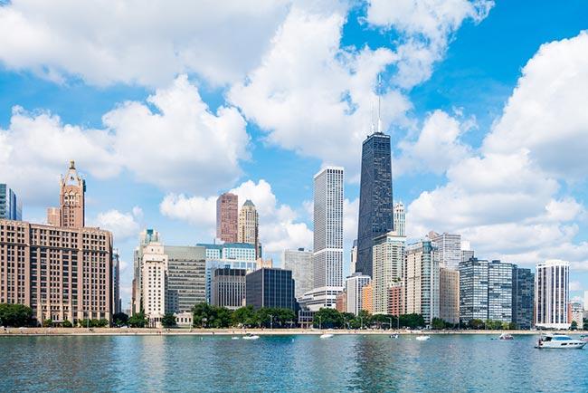 Hot Shot Trucking Chicago