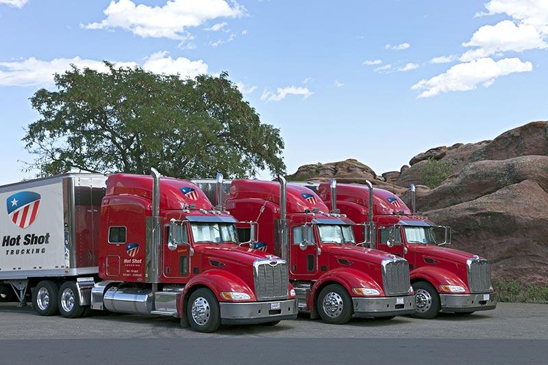 Hot Shot Trucking Huntsville, AL