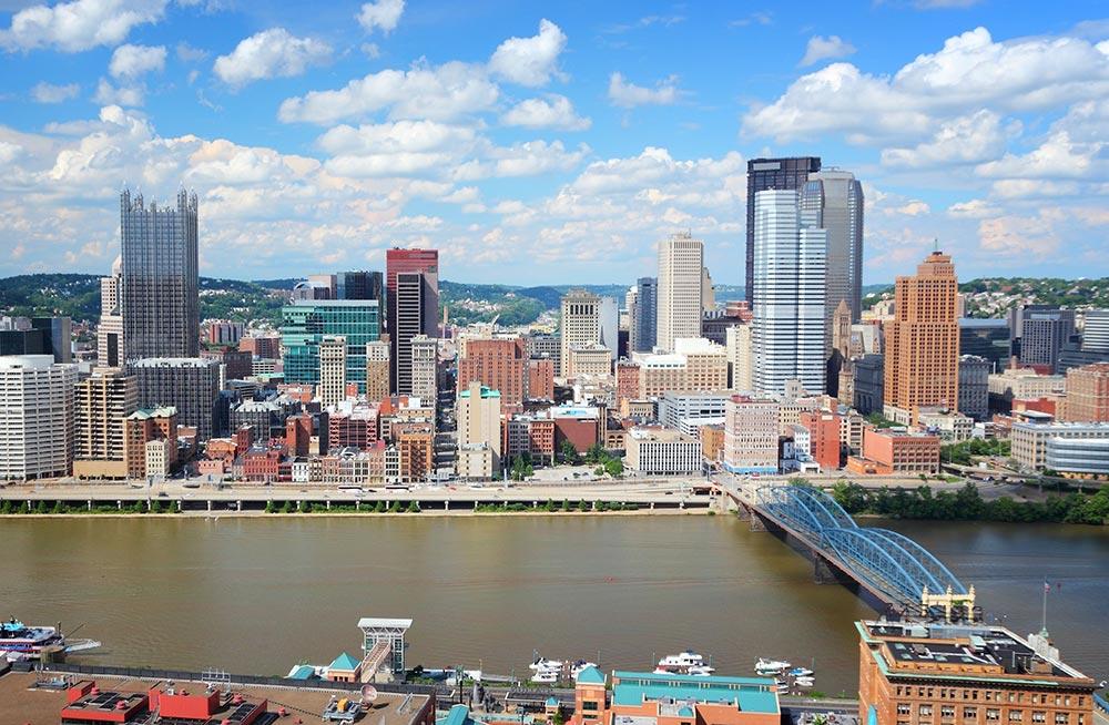 Hot Shot Trucking Pittsburgh, Pennsylvania