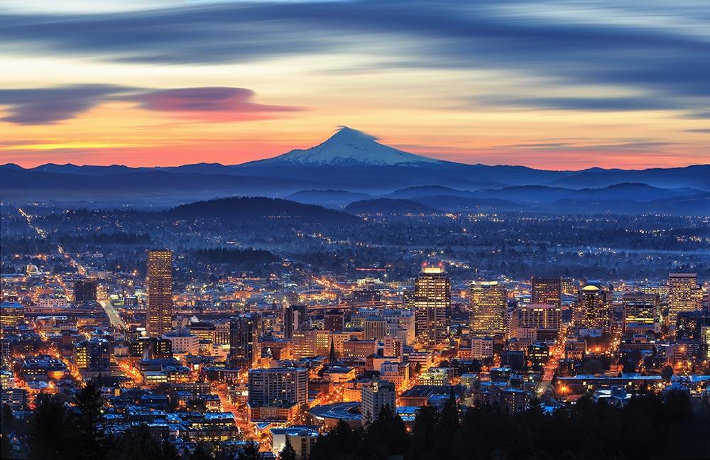 Hot Shot Trucking Portland, Oregon