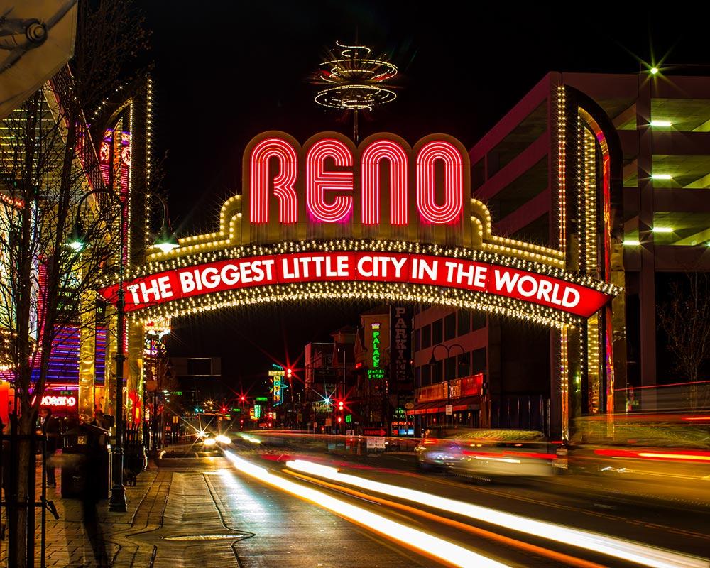 Hot Shot Trucking Reno, Nevada