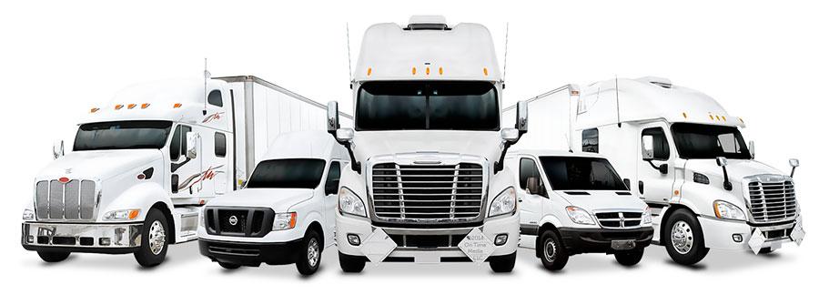 Hot Shot Trucking Stockton