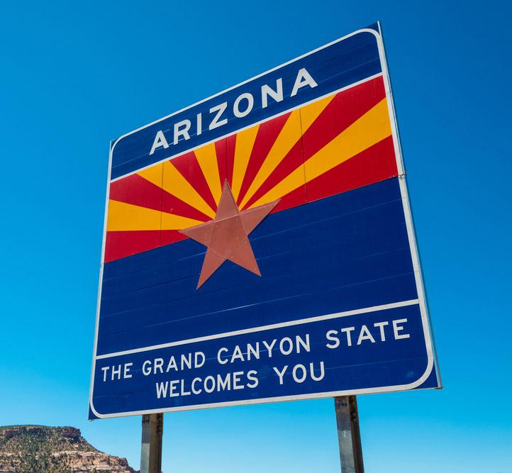 Hot Shot Trucking Arizona