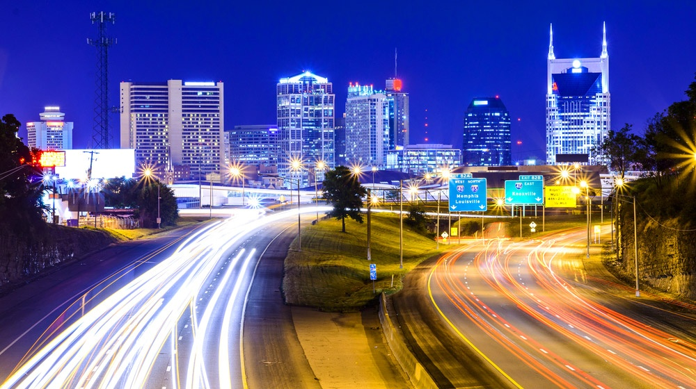 Hot Shot Trucking Nashville, Tennessee