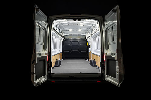 Dedicated Sprinter Van Shipping