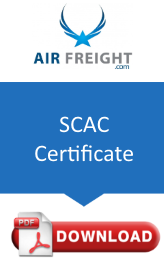 scac-certificate-air-freight