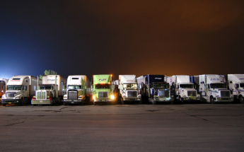 Trucking Sector Sees Healthy Growth in May