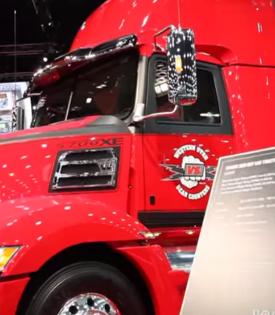2015 Mid-America Truck Show